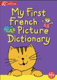 Book Cover My First Picture Dictionary (Collins Children's Dictionaries) (English and French Edition)