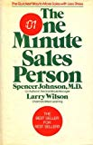 Book Cover One Minute Manager: Salesperson (The One Minute Manager)
