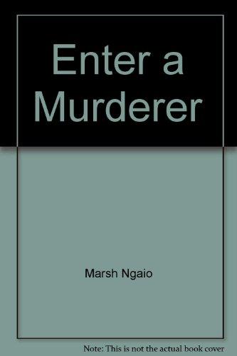 Book Cover Enter a Murderer