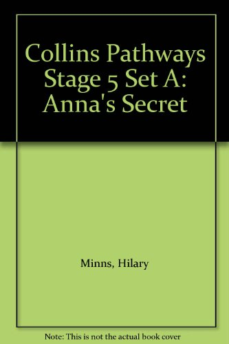 Book Cover Collins Pathways Stage 5 Set A: Anna's Secret