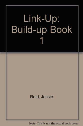 Book Cover Link-Up: Build-up Book 1