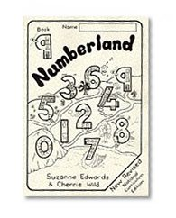 Book Cover Numberland: Workbk Level 9