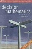 Book Cover Decision Mathematics (Discovering Advanced Mathematics)