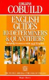 Book Cover Collins COBUILD English Guides: Determiners and Quantifiers Bk.10