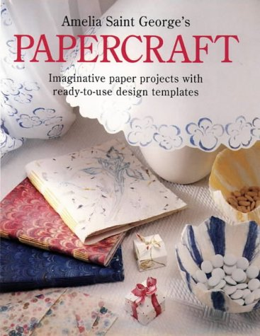 Book Cover Amelia Saint George's Papercraft