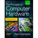Book Cover Principles of Computer Hardware - Textbook Only