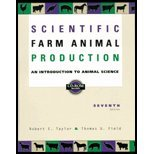 Book Cover Scientific Farm Animal Production : An Introduction to Animal Science - Textbook Only