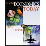 Book Cover Macroeconomics for Today - Textbook Only