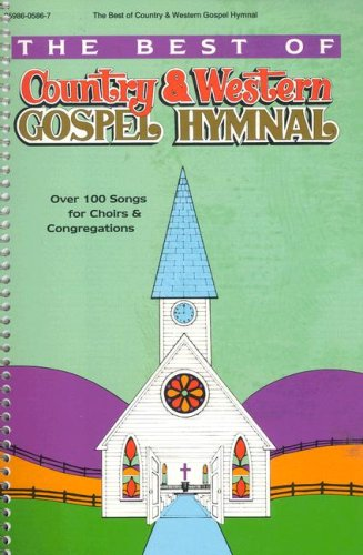 Book Cover Best of Country and Western Gospel Hymnal
