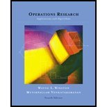 Book Cover Operations Research : Applications and Algorithms - Textbook Only