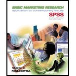 Book Cover Basic Marketing Research : Application to Contemporary Issues - Textbook Only