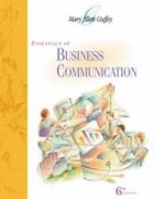 Book Cover Essentials of Business Communication - Textbook Only
