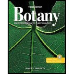 Book Cover Botany : An Introduction to Plant Biology - Textbook Only