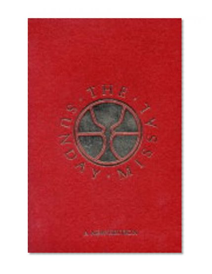 Book Cover The Sunday Missal: New Edition (Red Standard)