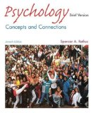 Book Cover Psychology: Concepts&Connections Brief Version (7th Edition) Text Only