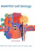 Book Cover Essential Cell Biology- Text Only