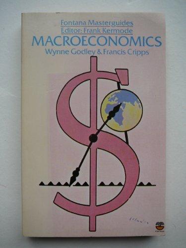 Book Cover Macroeconomics (Fontana masterguides)