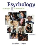 Book Cover PSYCHOLOGY:CONCEPTS+CONNECT.-T