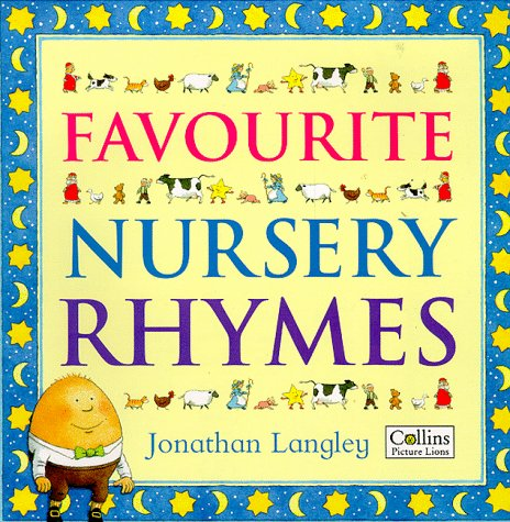 Book Cover Favourite Nursery Rhymes (Collins Picture Lions)