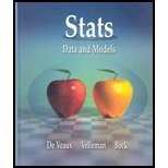 Book Cover Stats : Data and Models - Textbook Only