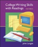 Book Cover College Writing Skills with Readings: Text & Student CD