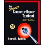 Book Cover Complete Computer Repair Textbook - Textbook Only