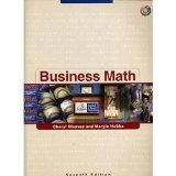 Book Cover Business Math, Comp. Version- Text Only