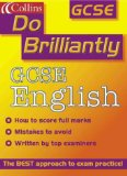 Book Cover GCSE English (Do Brilliantly at...)