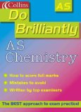 Book Cover AS Chemistry (Do Brilliantly at...)
