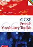 Book Cover GCSE French Vocabulary Learning Toolkit