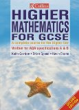 Book Cover Higher Mathematics for GCSE
