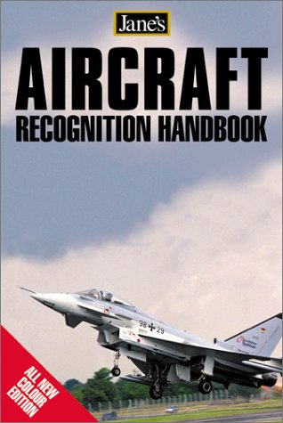 Book Cover Jane's Aircraft Recognition Guide - 3rd Edition