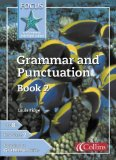 Book Cover Grammar and Punctuation (Focus on Grammar & Punctuation) (Bk. 2)