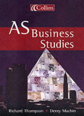 Book Cover AS Business Studies