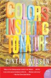 Book Cover Colors Insulting to Nature: A Novel
