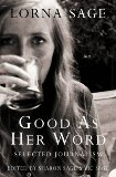 Book Cover Good as Her Word: Selected Journalism