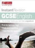 Book Cover GCSE English (Instant Revision)