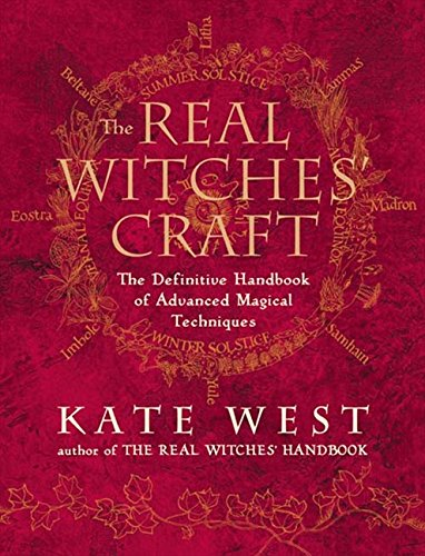 Book Cover Real Witches Craft