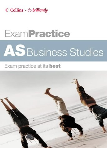 Book Cover AS Business Studies (Exam Practice)