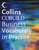 Book Cover Collins COBUILD Business Vocabulary in Practice