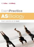 Book Cover AS Biology and Human Biology (Exam Practice)