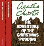 Book Cover The Adventure of the Christmas Pudding and Other Stories