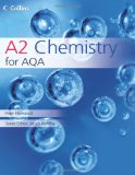 Book Cover A2 Chemistry for AQA (Collins AS and A2 Science)