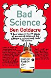 Book Cover Bad Science