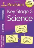 Book Cover KS3 Science L5-7: Revision Guide + Workbook + Practice Papers (Collins KS3 Revision)