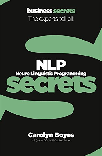Book Cover NLP (Collins Business Secrets)