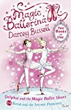 Book Cover Delphie and the Magic Ballet Shoes / Rosa and the Secret Princess (2-in-1) (Magic Ballerina)