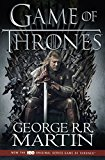 Book Cover Game of Thrones (Song of Ice and Fire)