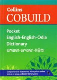Book Cover Collins Cobuild Pocket English-English-Oriya Dictionary.