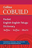 Book Cover Collins Cobuild Pocket English-English-Telugu Dictionary (English and Telugu Edition)